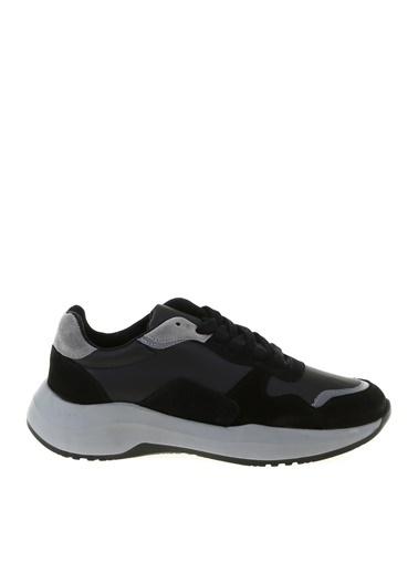 Fabrika Fabrika Siyah Erkek Sneaker Siyah